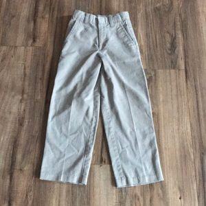 Boys George khaki dress pants sz 7